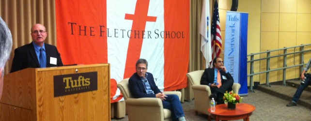 Ian Bremmer at Tufts – Audio Coming Soon